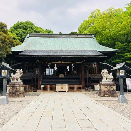 Minamiaizu-machi, Ιαπωνία: 市内観光中に寄りました。緑に囲まれていて良かったです。