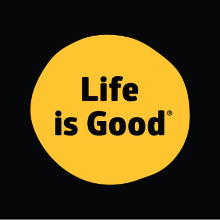 Westport, Kanada: Life is good Logo