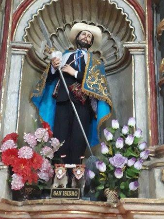 Immaculate Conception Church: San Isidro