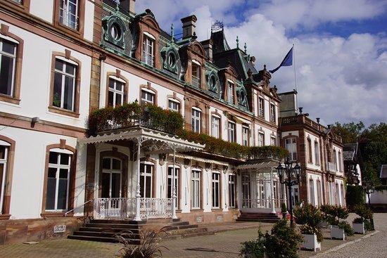 Hotel Château de Pourtales