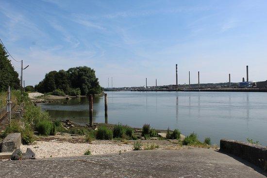 Val-de-la-Haye, Pháp: Hautot - Colonne Napoléon paorama sur Seine