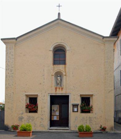 Castelveccana, Italy: S. Rocco a Ronchiano