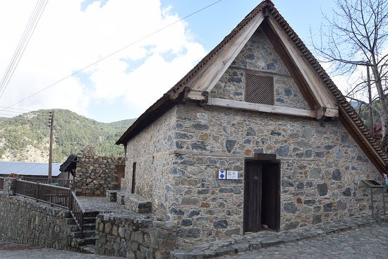 Archangelos Michael Church: La chiesa