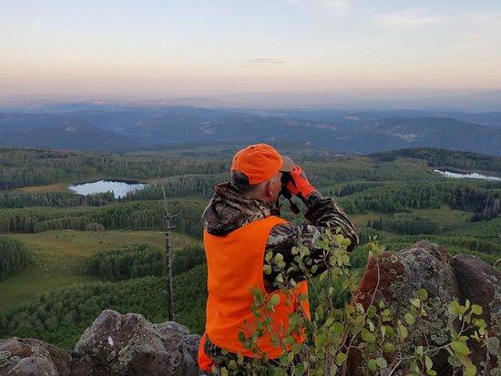 Adventure Outfitters Alaska: Binoculars a must!