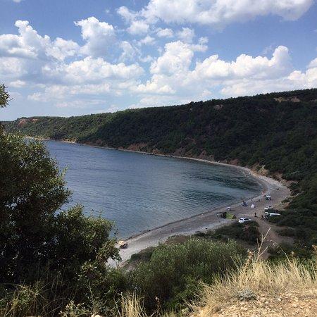 Kesan, Turkiet: Sait Faik Abasıyanık Koyu
