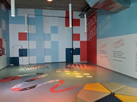 Miramadrid Centro Comercial: Zona de juegos planta baja