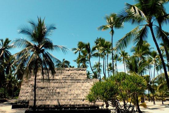 Honaunau, Hawái: Traditional Hawaiian Village