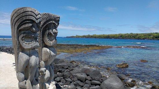 Honaunau, Hawái: Unusual and well worth a visit
