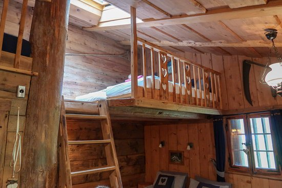 The Hayloft: Loft in the Family Style Room