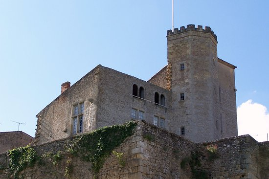 Château de Tardes