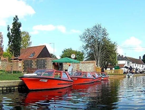 Bishy Barney Boats