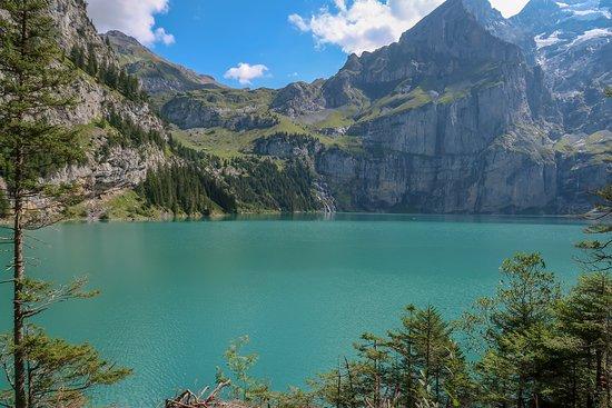 The Hayloft: Oeschinen Lake a nearby Hike