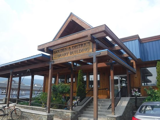 Okanagan Regional Library Golden Branch