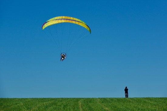 Paramotor training - Picture of Air Adventure Flight School