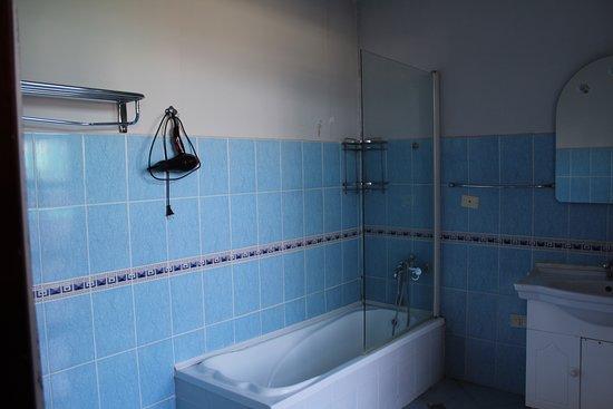 """Отель """"Роза Парк"""": Bathroom"""