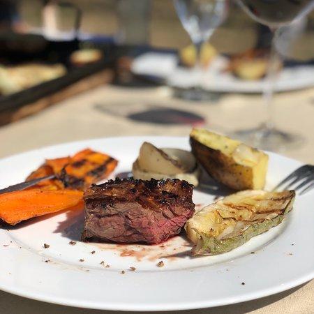 Tunuyan, Argentyna: Delicioso!