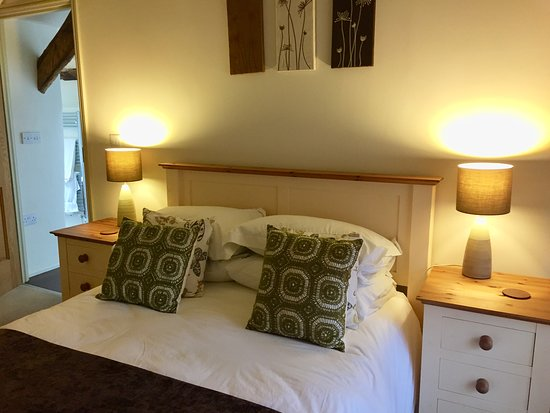 Buckland Monachorum, UK: Bedroom
