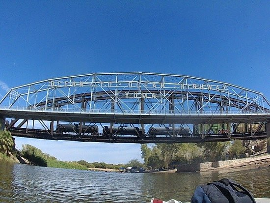 Yuma River Tubing Photo
