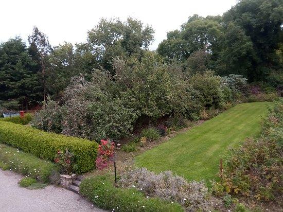 Ballina, ไอร์แลนด์: Grounds at Carramore lodge...