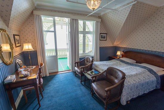 Kviknes Hotel: room no 217