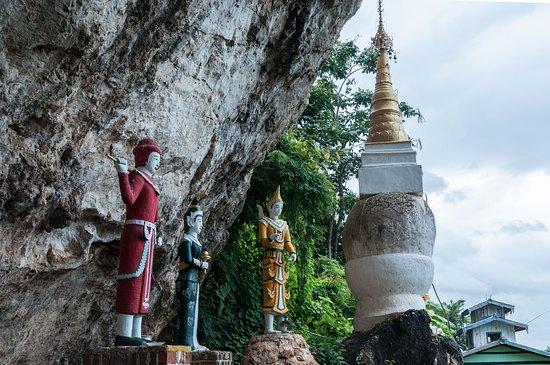 Loikaw, Μιανμάρ: Entrada