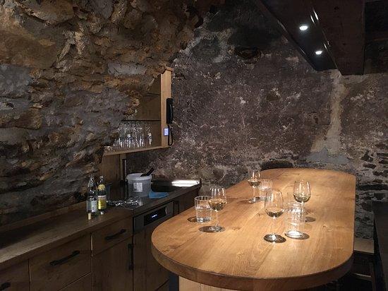 Waldmunchen, Alemania: Bar im Schlosskeller