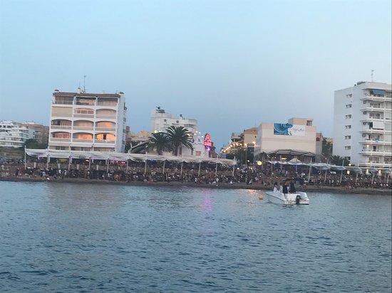 Sunset Boats Ibiza : Mambo