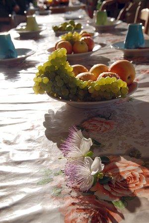 Pescosolido, Italien: Delicious Breakfast
