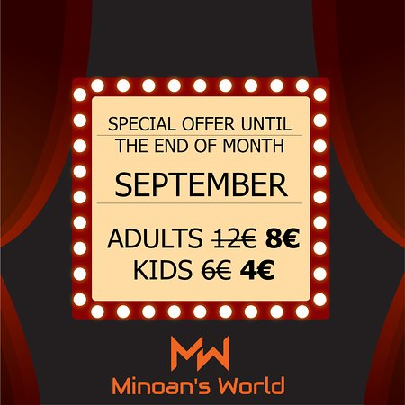 Minoan's World