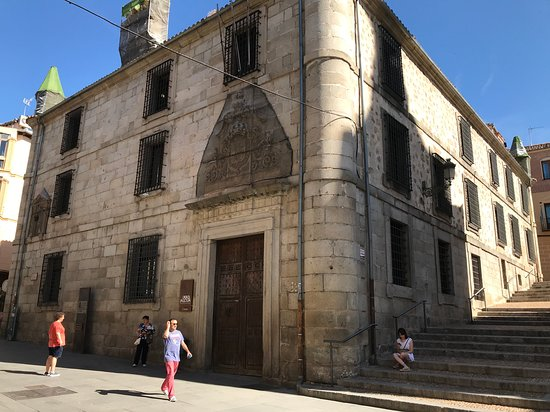 Carcel Real de Segovia.