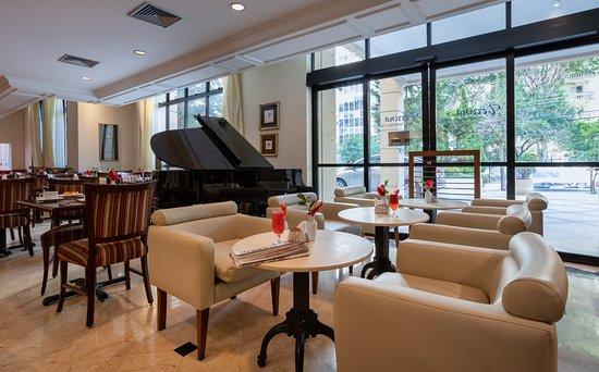 Bar La Terirna, com programação musical clássica e popular
