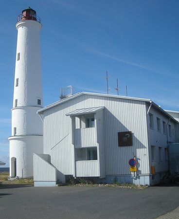 The Marjaniemi Lighthouse