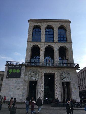 Museo Del 900 Milano.Museo Del Novecento Picture Of Museo Del Novecento Milan