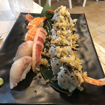 Siderno Marina, Италия: WOW Sushi Bar - Temakeria