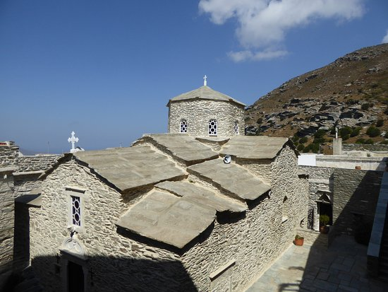 Monastery of Panachrantos