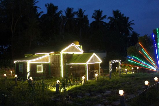 Srirangapatna, India: Home sweet home