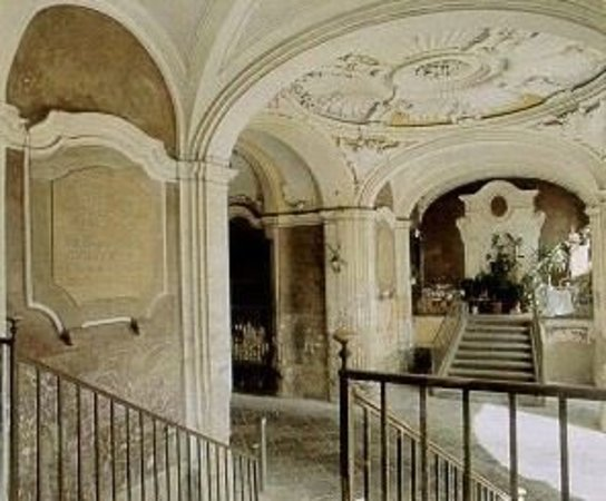 Portici, Italia: Villa Menna