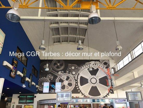 Mega CGR Tarbes