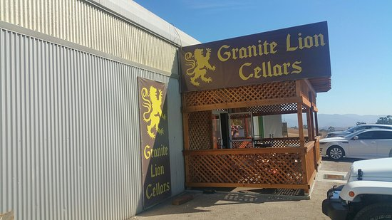 Granite Lion Cellars