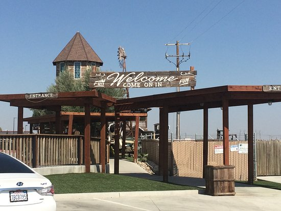 Kettleman City, Californie : entrance