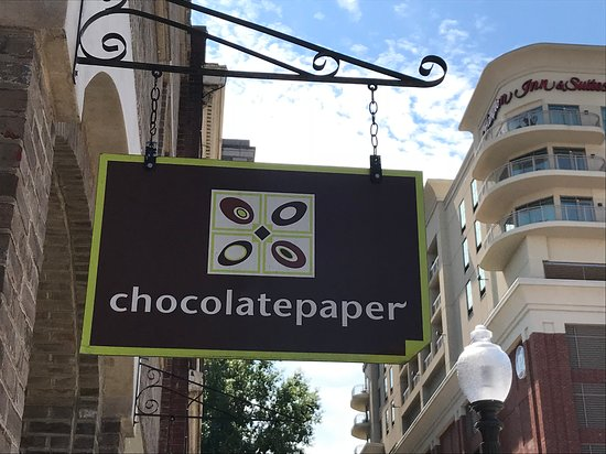 Chocolatepaper