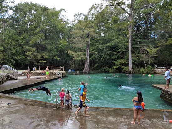 Ponce de Leon Springs State Park 이미지