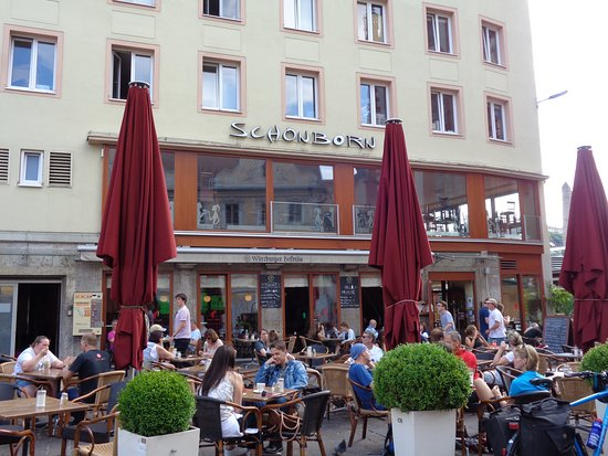 cafe sch nborn w rzburg restaurant bewertungen telefonnummer fotos tripadvisor. Black Bedroom Furniture Sets. Home Design Ideas
