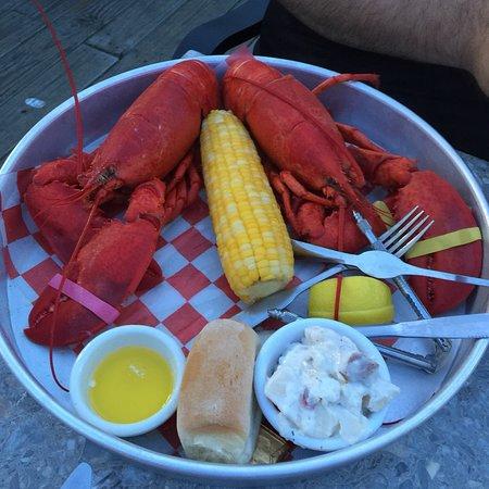 Amazing lobster!