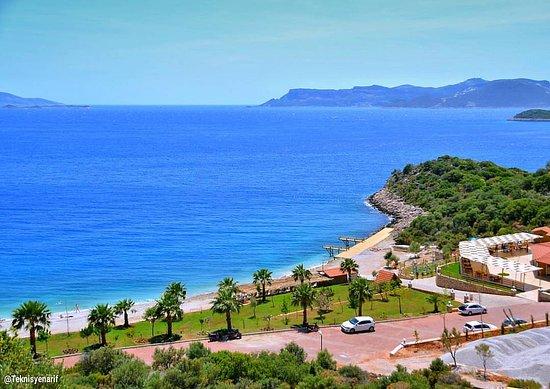 Kas Belediyesi Halk Plajı