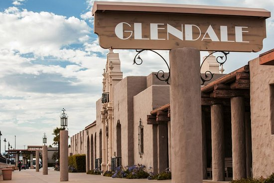 Glendale, CA: a historic SP station from a by gone era
