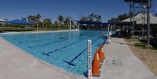 Blackall Aquatic Centre: The Olympic Sized Pool