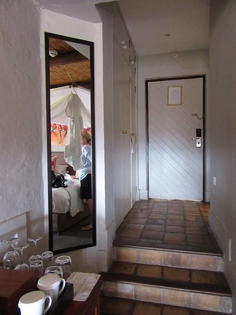 Steps To The Bathroom And Front Door Picture Of Victoria Falls