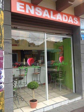 D' Regina Delicias y Ensaladas