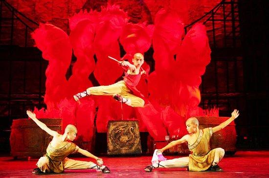 Excursion privée à Pékin: spectacle...